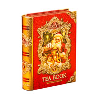 Basilur Tea Book Volume V Loose Leaf 100 gm Caddy