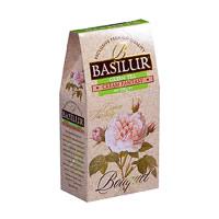 Basilur Bouquet Cream Fantasy Loose Leaf Green Tea 100 gm