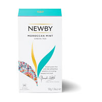 Newby Moroccan Mint Green Tea (25 tea bags)