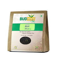 Budwhite Black Elixir Organic Tea 100 gm