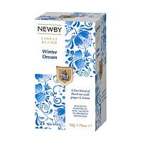 Newby Finest Blend Winter Dream Tea (25 tea bags)