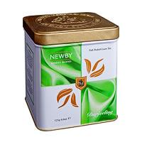Newby Finest Blend Darjeeling Loose Leaf Tea, 125 gm Caddy