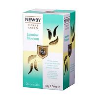 Newby Finest Green Jasmine Blossom Tea (25 tea bags)