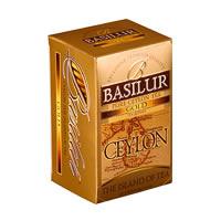 Basilur The Island of Tea Ceylon Gold (20 tea bags)