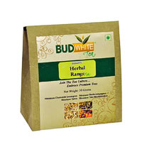 Budwhite Herbal Range Loose Leaf Tea 50 gm