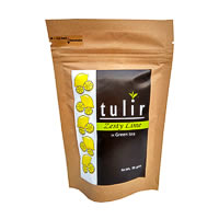 Tulir Zesty Lime Green Tea, Loose Leaf 50 gm