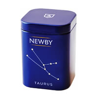 Newby Zodiac - TAURUS English Breakfast, Loose Leaf 25 gm Mini Caddy