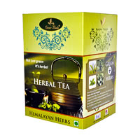 GreenBuds Kangra Herbal Green Tea, Loose Leaf 150 gm