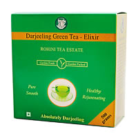 Rohini Darjeeling Green Tea Elixir, Loose Leaf 500 gm