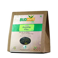 Budwhite Darjeeling White Tea Organic Loose 25 gm