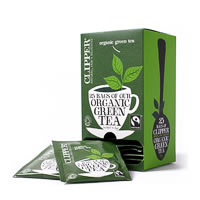 Clipper Organic Green Tea (25 tea bags)