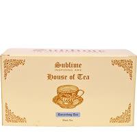 Sublime Darjeeling Tea (25 Pyramid tea bags)