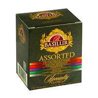 Basilur Specialty Classics Assorted Tea (10 tea bags)