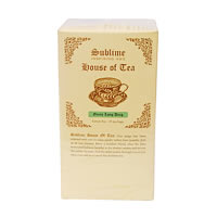 Sublime Green Long Ding Tea (25 Pyramid tea bags)