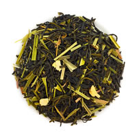 Nargis Ginger Lemongrass Green Tea, Loose Leaf 500 gm