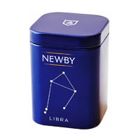Newby Zodiac - LIBRA Earl Grey, Loose Leaf 25 gm Mini Caddy