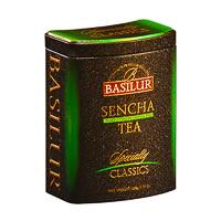 Basilur Specialty Classics Sencha Loose Tea 100 gm Caddy