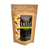Tulir Citrus Cinnamon Green Tea, Loose Leaf 50 gm