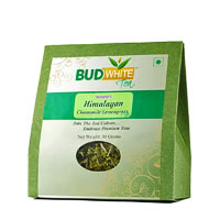 Budwhite Himalayan Chamomile-Lemongrass Loose Leaf Tea 50 gm