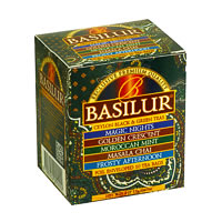 Basilur Oriental Collection Assorted Tea (10 tea bags)