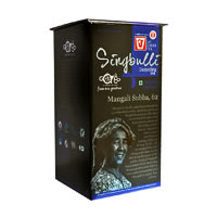 JayShree Darjeeling Singbulli Organic Black Tea, Whole Leaf 100 gm