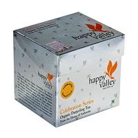 Happy Valley Organic Darjeeling Premium Second Flush Black Tea, Whole Leaf ...