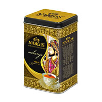 Nargis Maharaja Assam Pekoe Black Tea, Loose Whole Leaf 200 gm Premium Caddy