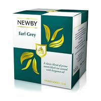 Newby Earl Grey Finest Loose Leaf Tea, 100 gm Carton