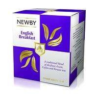 Newby English Breakfast Finest Loose Leaf Tea, 100 gm Carton