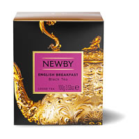 Newby Heritage English Breakfast Loose Leaf Tea, 100 gm Carton