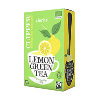 Clipper Lemon Green Tea (20 tea bags)