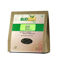 Budwhite Green Elixir Organic Tea 100 gm