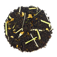 Nargis Ginger Lemongrass Black Tea, Loose Leaf 500 gm