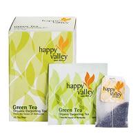 Happy Valley Organic Darjeeling Green Tea (25 tea bags)