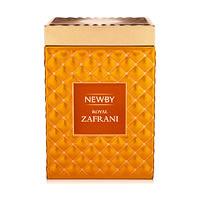 Newby Gourmet Royal Zafrani Black Tea, 75 gm Caddy