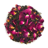 Nargis Rose Green Tea, Loose Leaf 100 gm