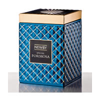 Newby Gourmet Special Formosa Green Tea, 50 gm Caddy