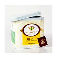 Goodwyn Detox Acai Mango (20 Pyramid tea bags)