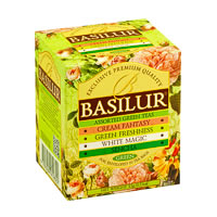 Basilur Bouquet Assorted Tea (10 tea bags)