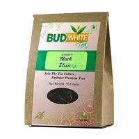 Budwhite Black Elixir Organic Tea 50 gm