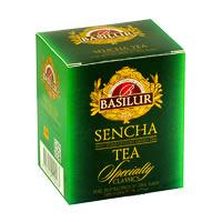 Basilur Specialty Classics Sencha Green Tea (10 tea bags)