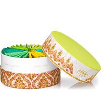Newby Green Tea Crown Assortment - Circular Luxury Gift Box (36 finest tea ...