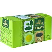 Nargis Greenz Natural Organic Green Tea (25 tea bags)