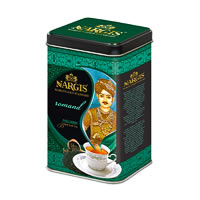 Nargis Romand Nilgiri Black Tea, Loose Leaf 200 gm Premium Caddy