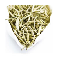 Doke Silver Needle Organic White Tea, Loose Whole Leaf 500 gm