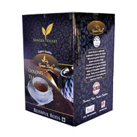 GreenBuds Kangra Oolong Tea, Loose Leaf 125 gm