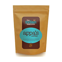 The Indian Bean Appa's 100% Arabica Coffee, Beans 250 gm
