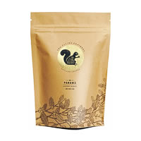 Flying Squirrel Parama Luxury Blend Aritsan Coffee, Medium Grind 250 gm