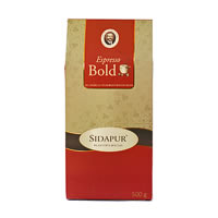 Sidapur Espresso Bold Coffee, Whole Beans 500 gm