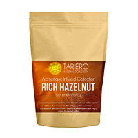 Tariero Rich Hazelnut Flavoured Gourmet Coffee, Fine Grind 100 gm